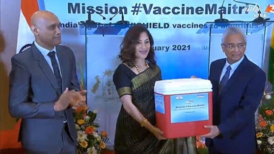 Covid-19 : Les vaccins sont arrivés ce vendredi soir