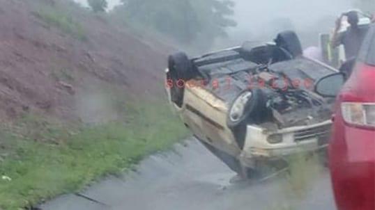 Valton : Un accident fait un blessé
