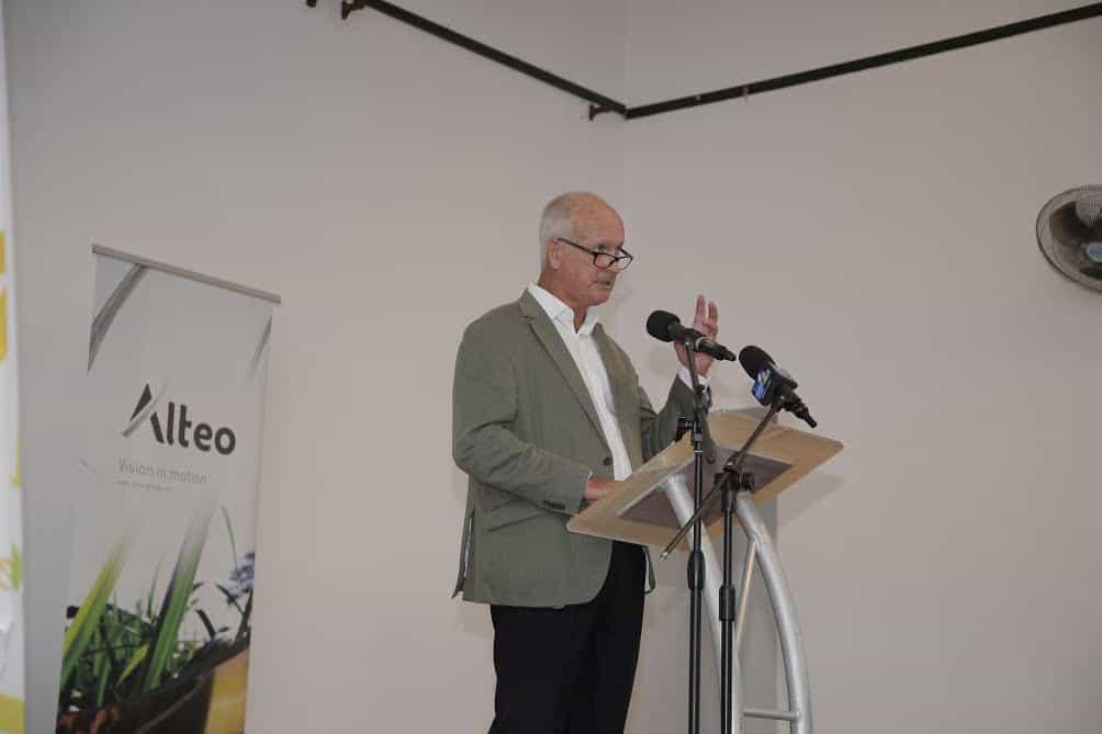 """André Bonieux, CEO du groupe Alteo : """" Il est encore temps d'arrêter la dégradation de notre industrie """""""