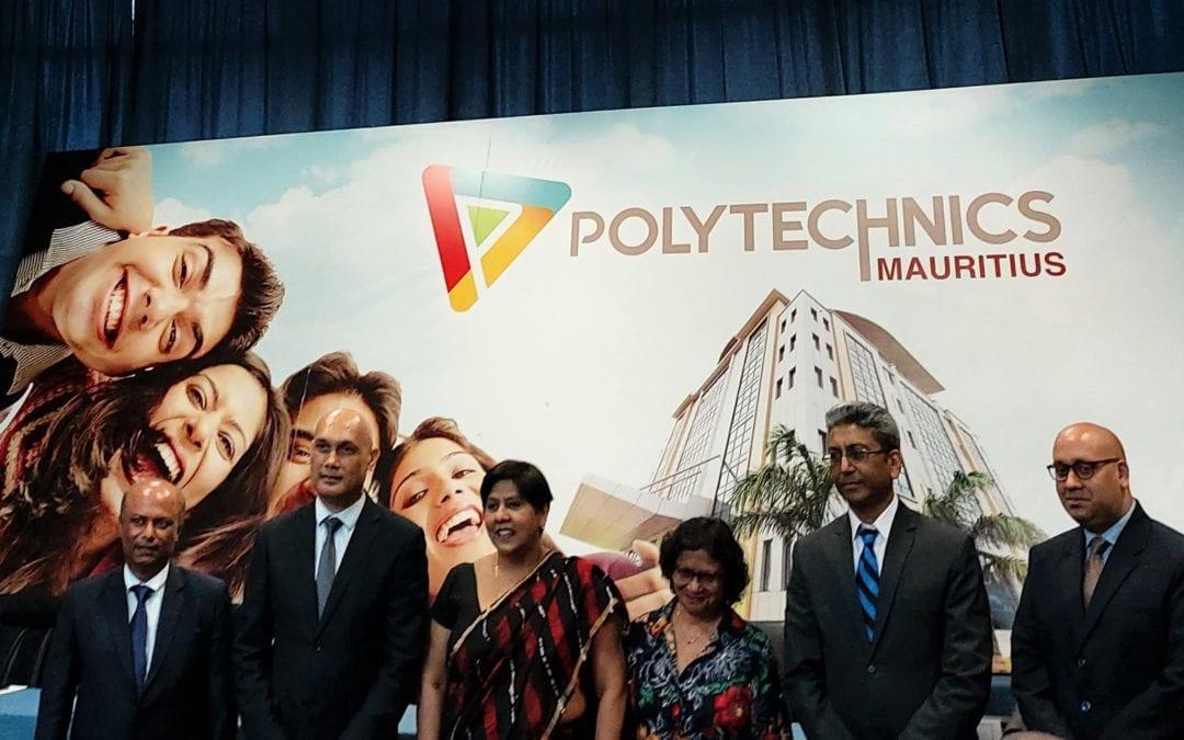 Collaboration entre Polytechnics Mauritius et la Santé : Vers plus de spécialisation