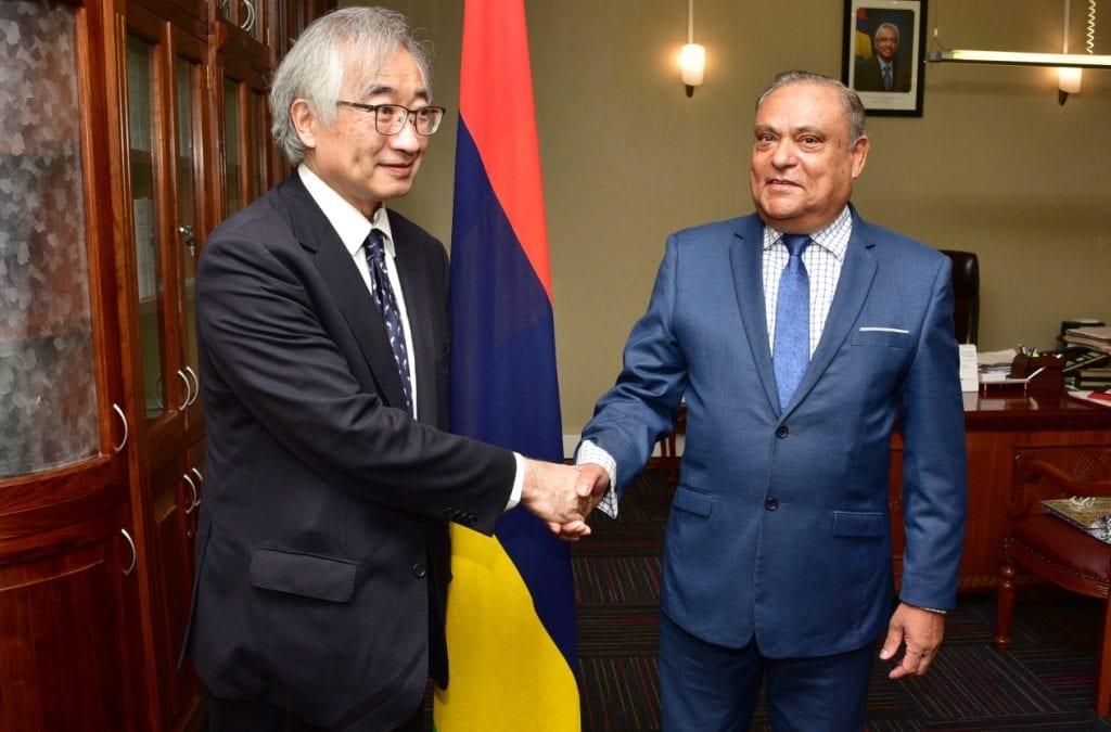 Shuichiro Kawaguchi : « Renforcer la collaboration Maurice-Japon dans le domaine économique »