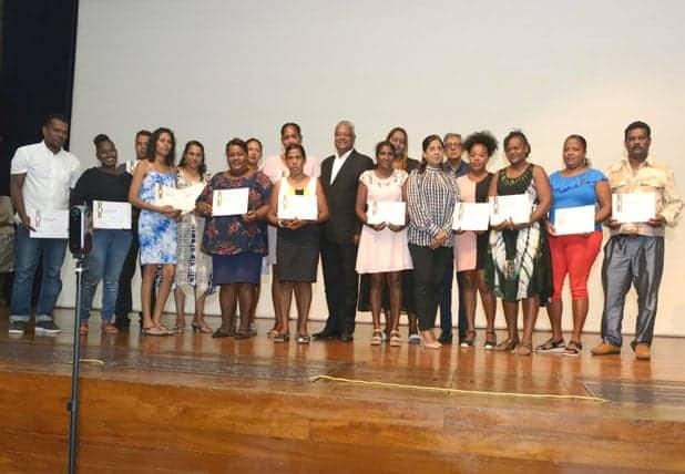 Life Enhancement Education Programme : 800 bénéficiaires reçoivent leur certificat