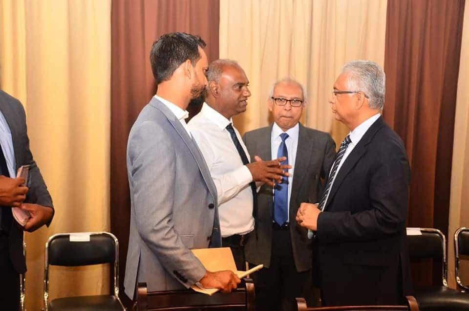 Shab-E-Barat/Ramadan 2021 : Première réunion ministérielle présidée par Pravind Jugnauth