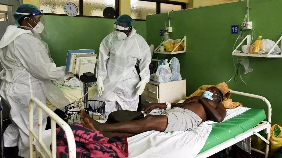 [Monde] Covid-19 en Afrique : l'OMS s'alarme d'une hausse de 40 % des décès en un mois