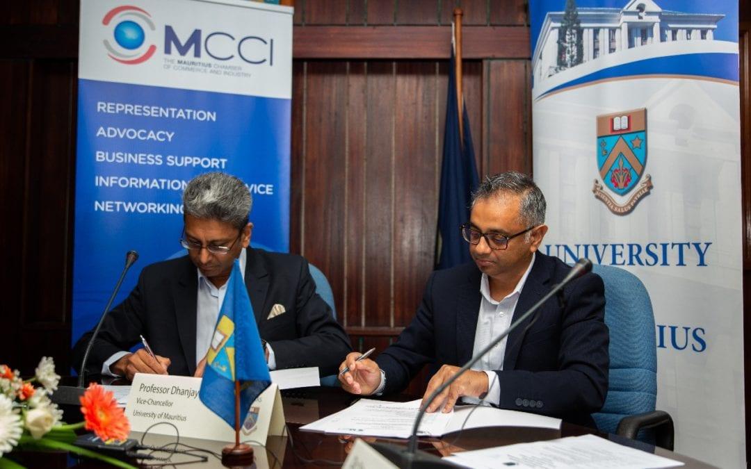 Collaboration MCCI-UoM : La recherche et le développement au centre de l'industrie