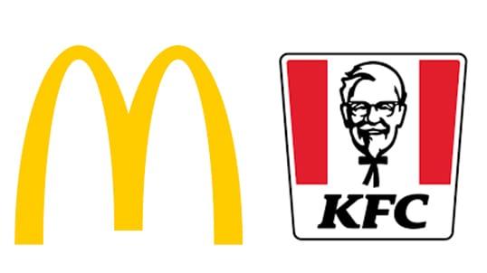 Sondage sur le marché du fast food : McDonald's en hausse, KFC en baisse