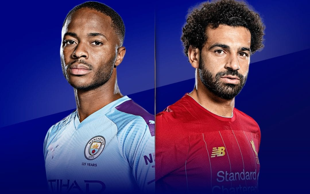 Man City set to put Liverpool out of title race, with defeat to put the reds at 10 points behind