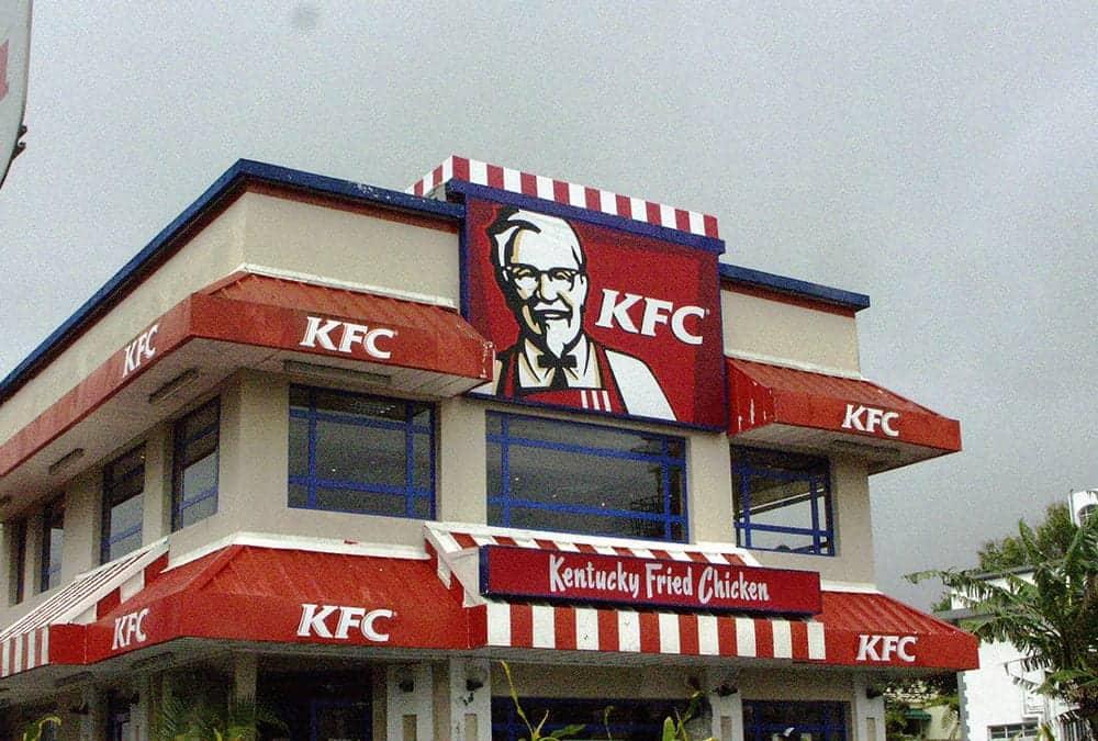 'Packaged products' de KFC – Jayen Chellum : « En cas de problème, le consommateur doit se rendre à l'ACIM »