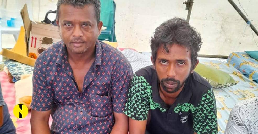 Nitin Jeeha ne mettra fin à sa grève de la faim qu'après la signature de l'accord
