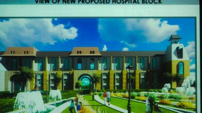 Rodrigues : Projet d'un hôpital moderne au stade embryonnaire