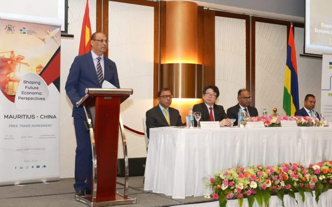 [Accord de libre-échange] Mahen Seeruttun : « Cela ouvre de véritables opportunités aux investisseurs »