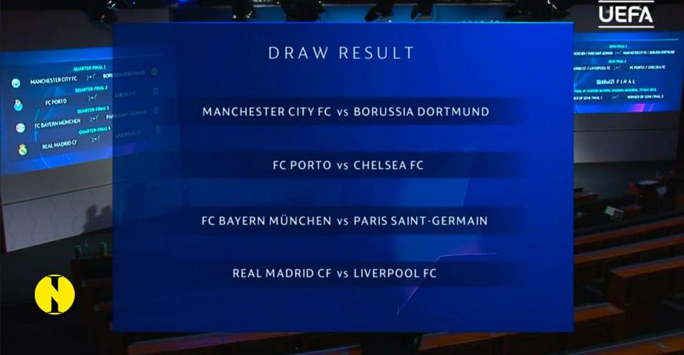 Bis repetita de la finale de la saison dernière: Bayern vs PSG en 1/4