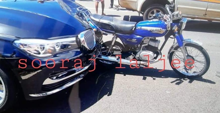 Fin tragique pour un motocycliste