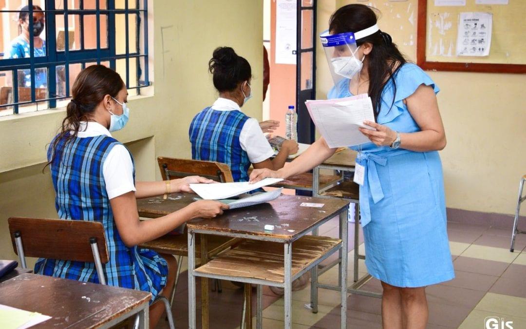 Calendrier : Les examens du SC et du HSC débutent en ce lundi 12 avril