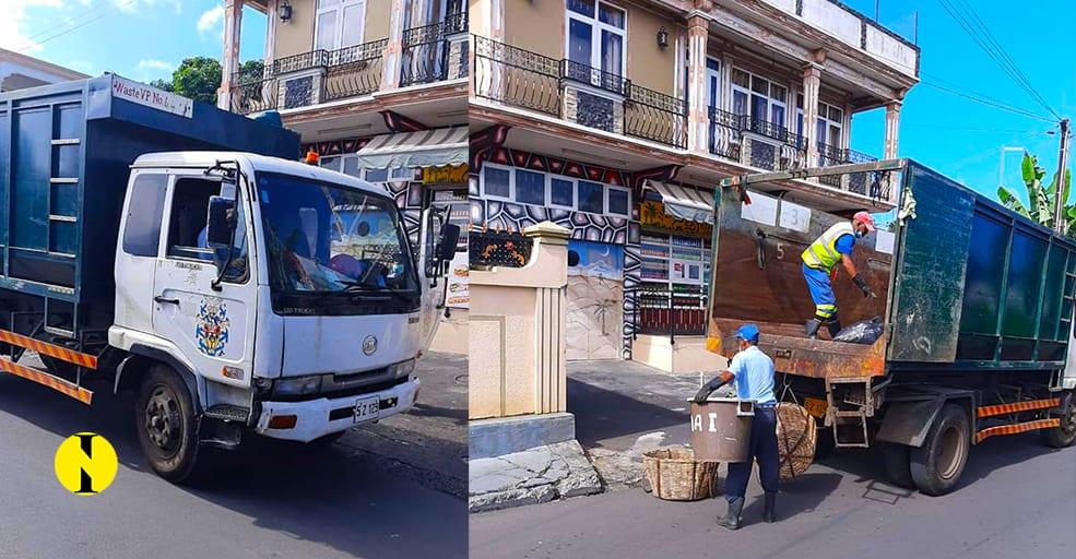 Vacoas/Phoenix : Le ramassage d'ordures retourne à la normale à partir de lundi