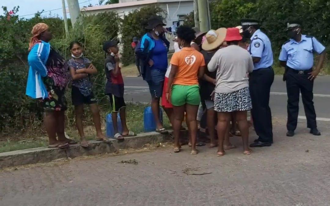 [À Rodrigues] Jean Christian Bégué : « Par manque d'eau il nous est difficile de mener à bien nos activités quotidiennes »