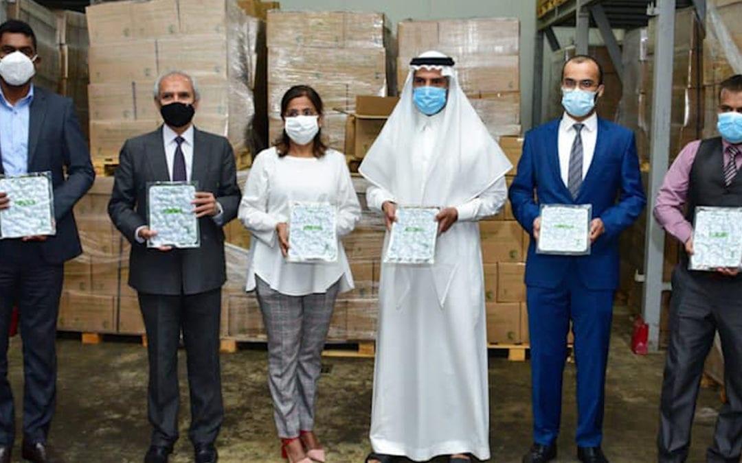 L'Arabie saoudite fait don de 50 tonnes de dattes à Maurice
