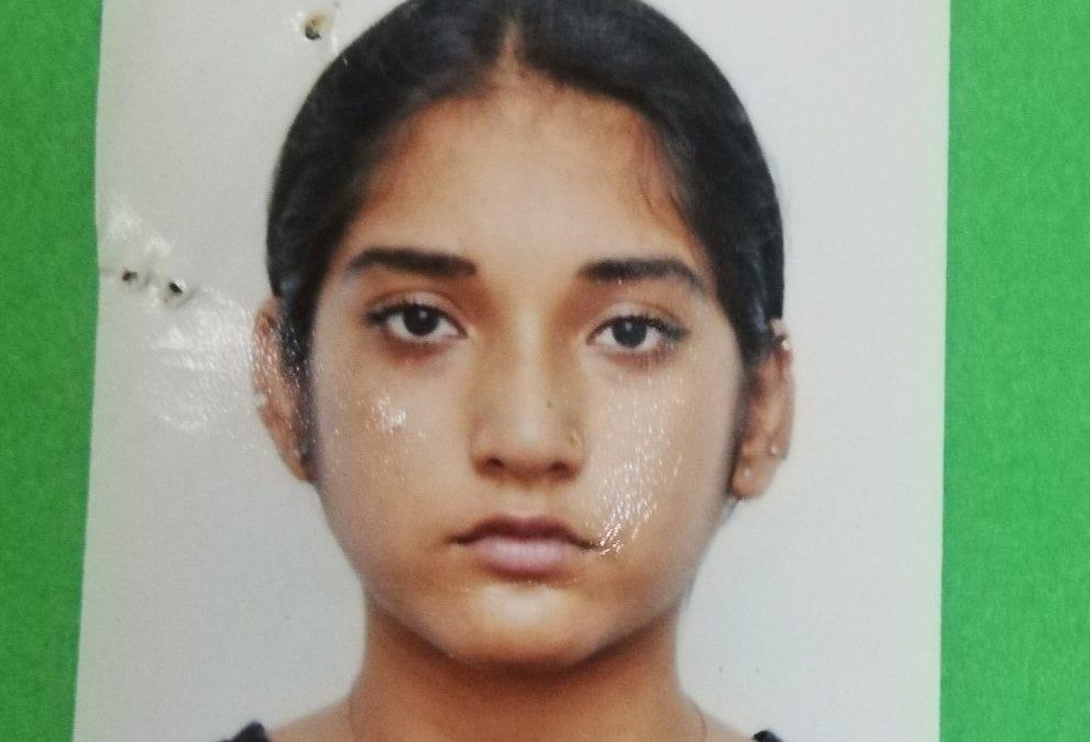 Une adolescente de 16 ans portée disparue