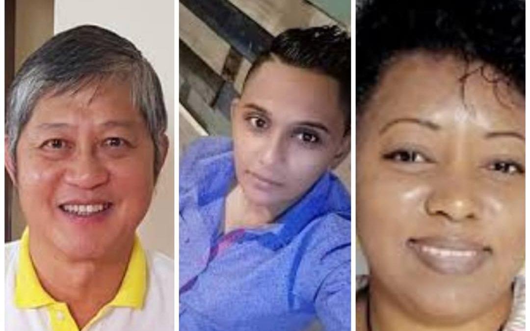 Fête de l'Indépendance : Dimple Raghoo, Dr Bruno Cheong, et Géraldine Aliphon décorés à titre posthume