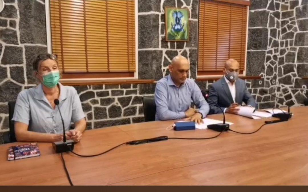 Situation de la Covid-19 à Maurice : Le NCC annule la conférence de presse de 17 h