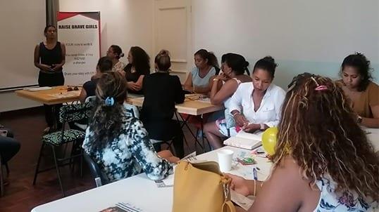 ID et Raise Brave Girls : Création d'une plateforme pour mettre en réseau les femmes entrepreneurs de Curepipe