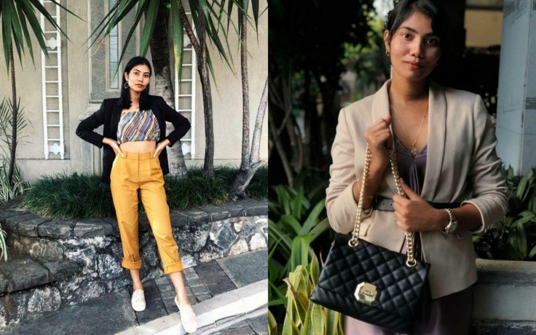 Yashika Bagnauth, étudiante en médecine et blogueuse de mode