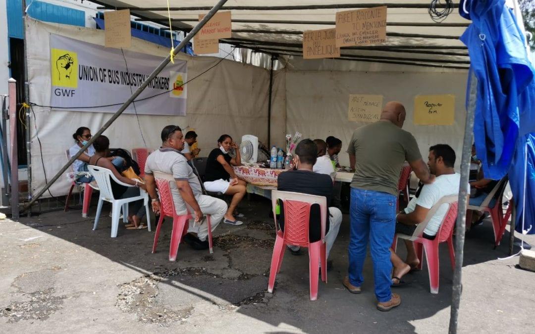 Fin de la grève de la faim des employées de RHT Service Ltd