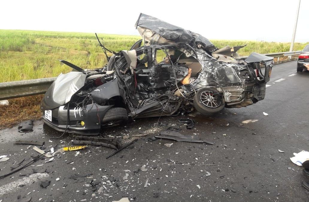 Accident de la route : Une violente collision fait un mort à St-Julien-d'Hotman