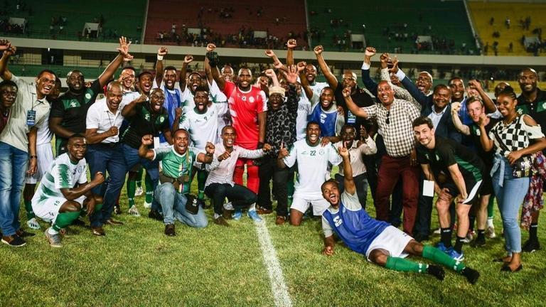 CAN : Une première pour les Comores