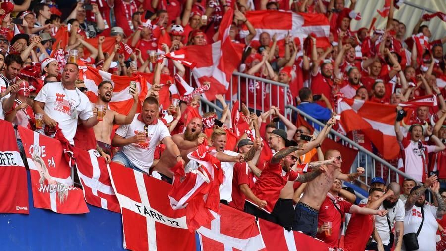Football : Le Danemark va accueillir au moins 11 000 spectateurs par match pour l'Euro 2021