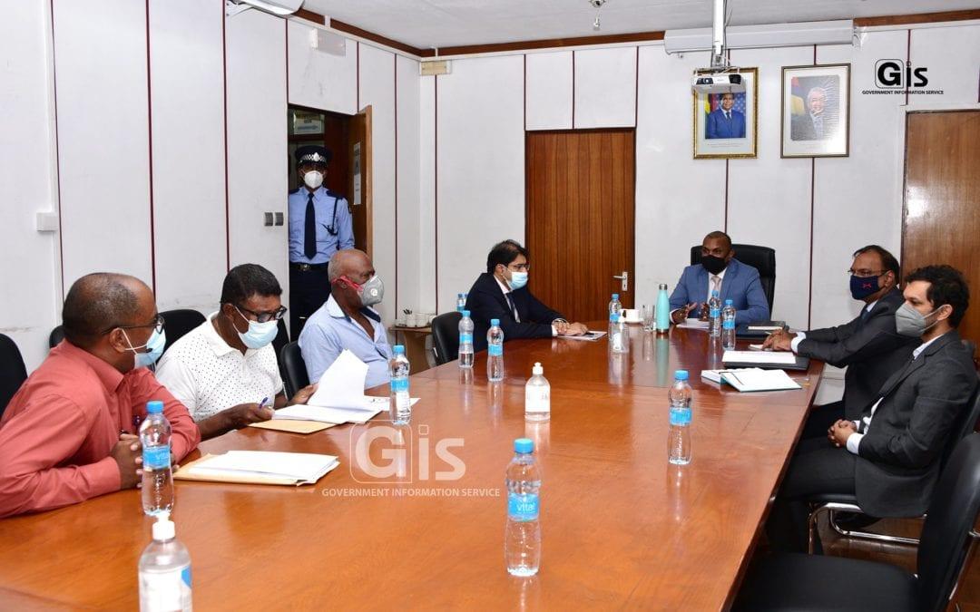 La Chambre d'agriculture et le Mauritius Sugar Syndicate participent aux consultations pré-budgétaires