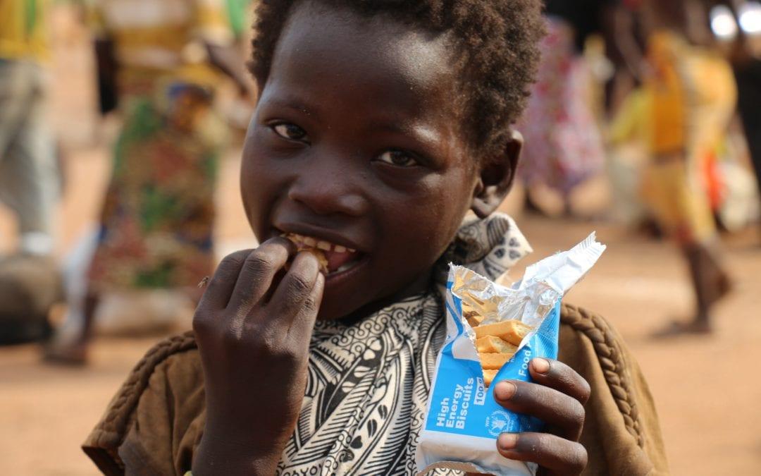 L'ONU va fournir de la nourriture aux enfants vénézuéliens en cette période de crise
