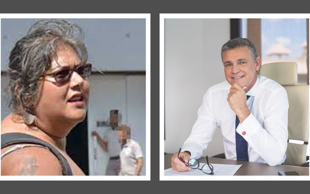 En une : Aruna Gangoosingh arrêtée : Arnaud Lagesse dénonce un « danger à la cohésion et la paix sociales »