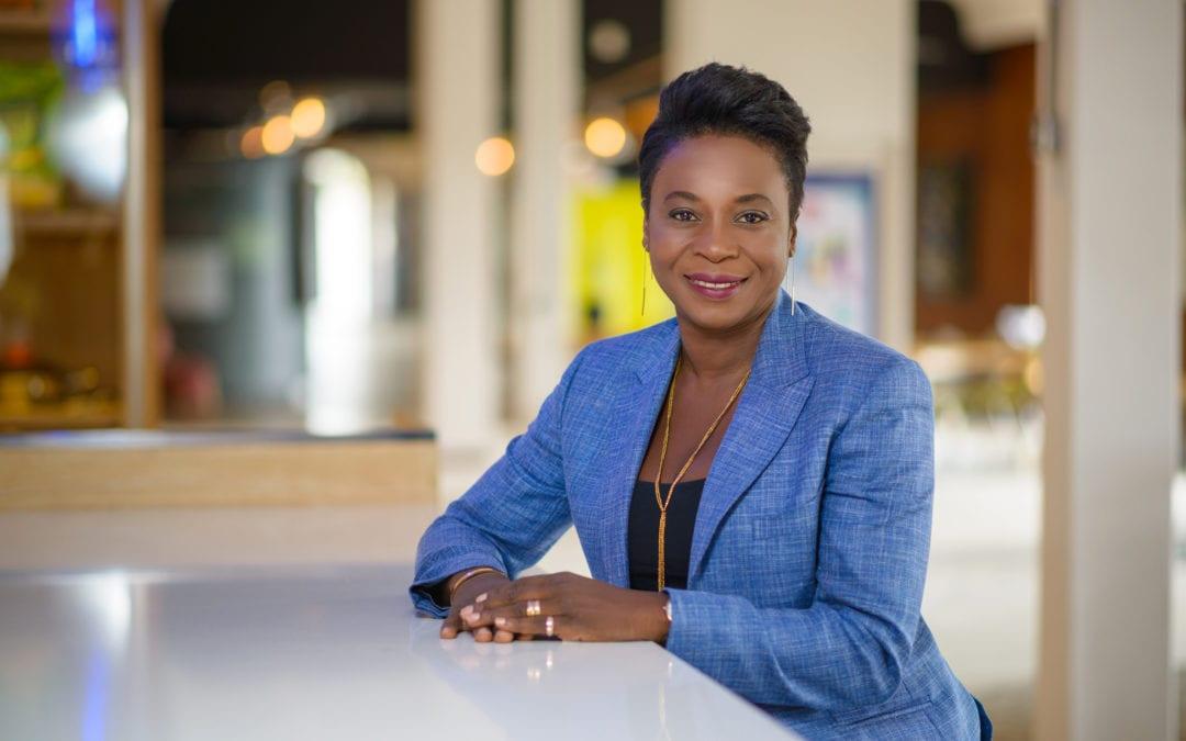 Interview de la semaine: Ghislaine Tchibozo, CEO de MC Vision