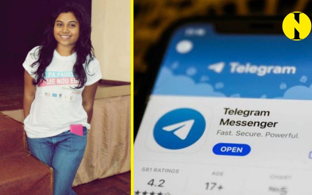 Sheistah Bundhoo, concernant l'affaire Telegram: « Tro fasil blam bann dimouns ki finn partaz zot foto la »