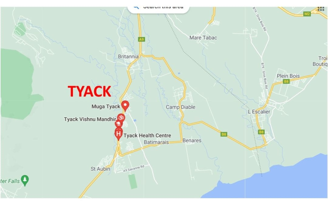 Tyack : Eviter d'être classé zone rouge, des tests aléatoires en ce moment