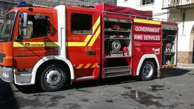 Incendie à St-Pierre : Un corps carbonisé retrouvé dans une chambre