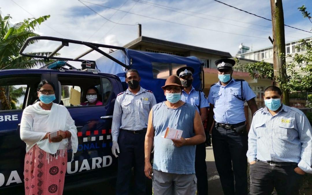 DCP Jhugroo « Nu koner policier gagne lapaye mai la c'est service humanitaire »