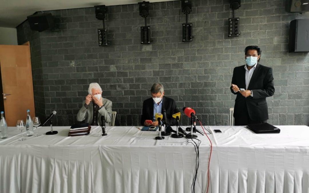 Entente 'on-off' : Plusieurs lignes de communication avec Roshi Bhadain et le PTr, affirme Paul Bérenger