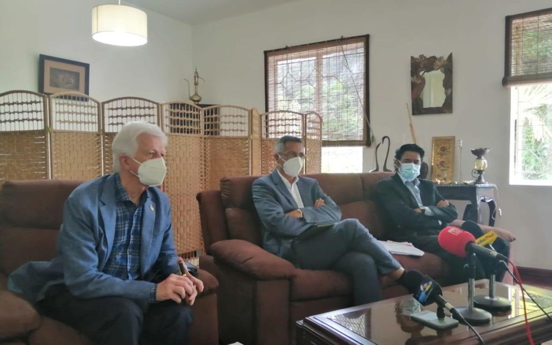 L'hôpital de Souillac et les 9 décès au centre des interventions de Bérenger, Duval et Bodha