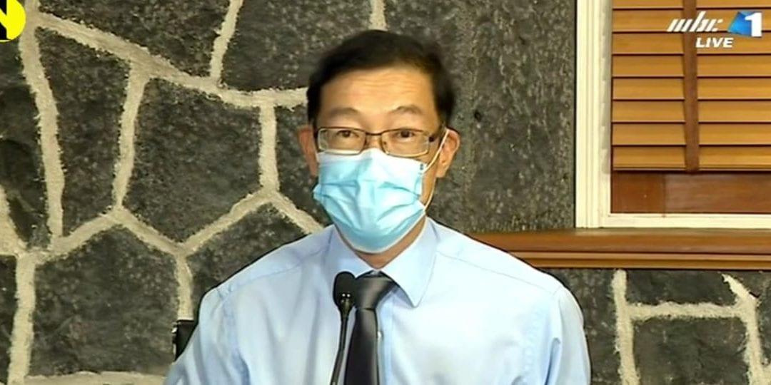 Dr Ip : « Aucune contamination au cours du transport, dans les centres de quarantaine ou par les équipements de dialyse »