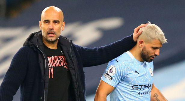 Pep Guardiola donne sa bénédiction à Sergio Aguero pour rejoindre les rivaux de Man City.