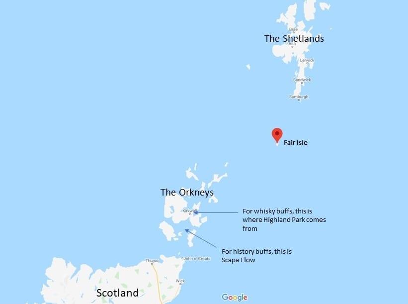 Fair Isle, l'île où tout le monde est déjà vacciné