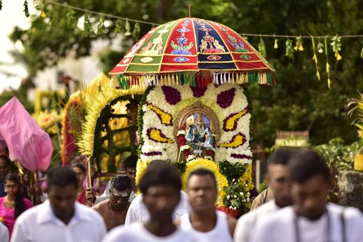 Pas de prières dans les temples pour le Sittirei Cavadee