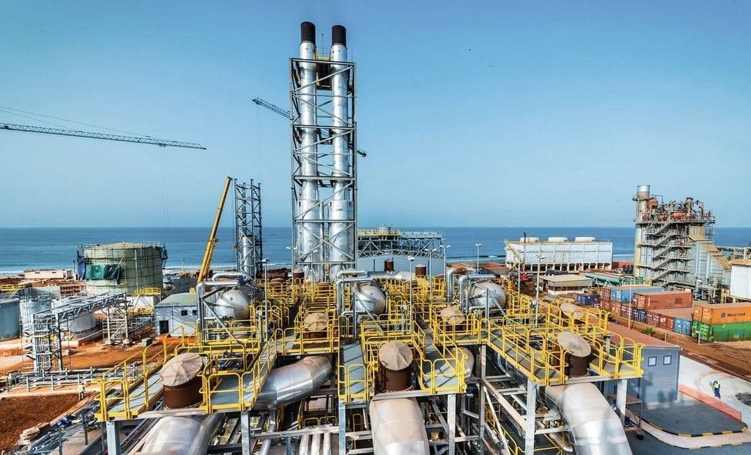 MCB : financement de 60 millions de dollars pour faire passer la production d'électricité du Sénégal des combustibles lourds au gaz