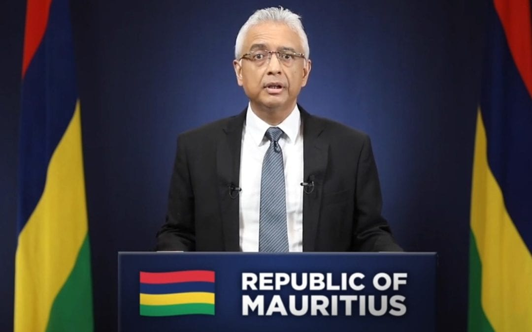 [UN Annual Retreat] Pravind Jugnauth : « Il faut mettre en place un système régional robuste de prévention et de gestion des catastrophes »