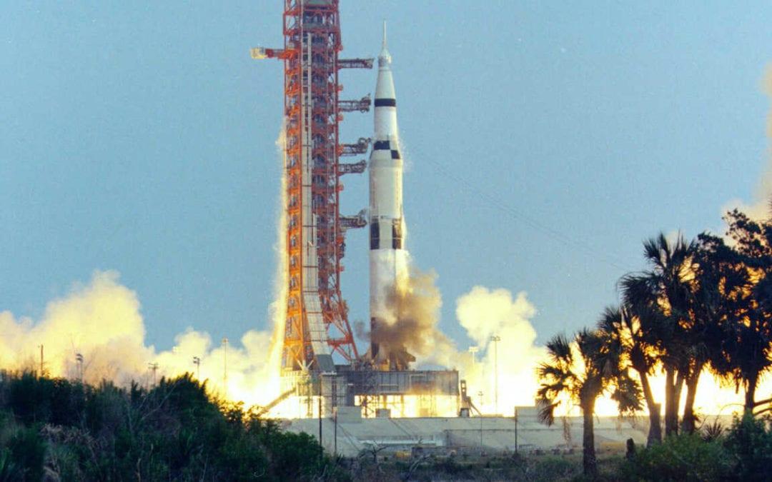 13 avril dans l'histoire : Le réservoir d'oxygène d'Apollo 13 explose