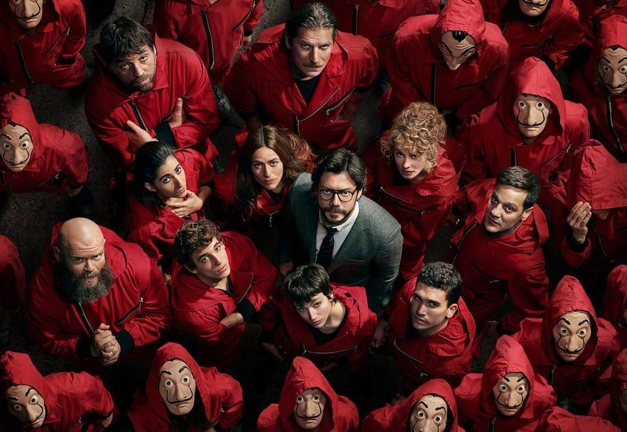 Casa de Papel : quand sortira la saison 5 sur Netflix ?