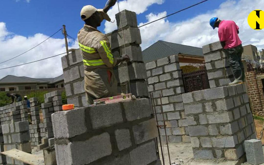 Le prix du ciment, des barres d'acier et des ouvertures en aluminium augmente de 2,1 %, 4,6 % et 15,1 % respectivement