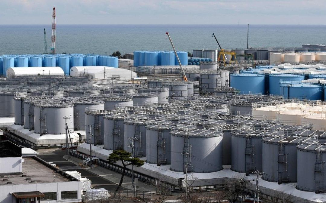 Le Japon va commencer à relâcher de l'eau traitée de Fukushima dans la mer dans 2 ans